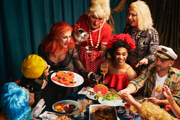 AirBnb DragQueen Culinaria