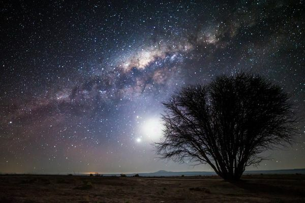 Dark Sky Atacama Chile