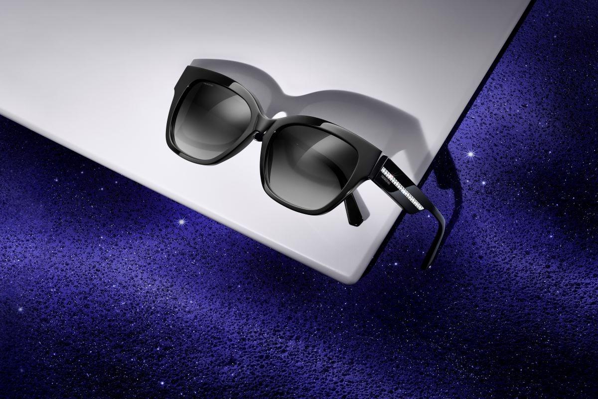 Já saiu a nova coleção eyewear de swarovski Outono/Inverno