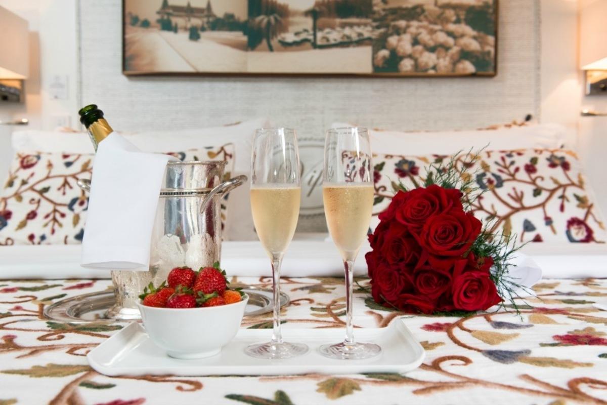 Barrosinha celebra o amor com fim de semana romântico