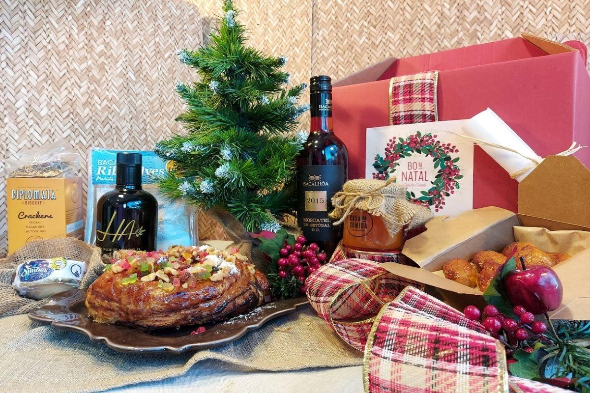 Casa da Comida lança Cabazes de Natal