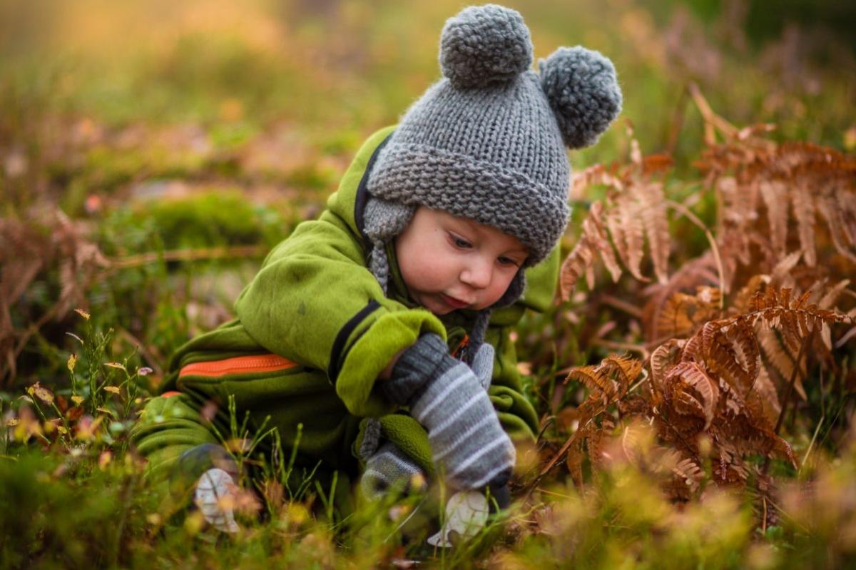 Crianças homenageiam natureza
