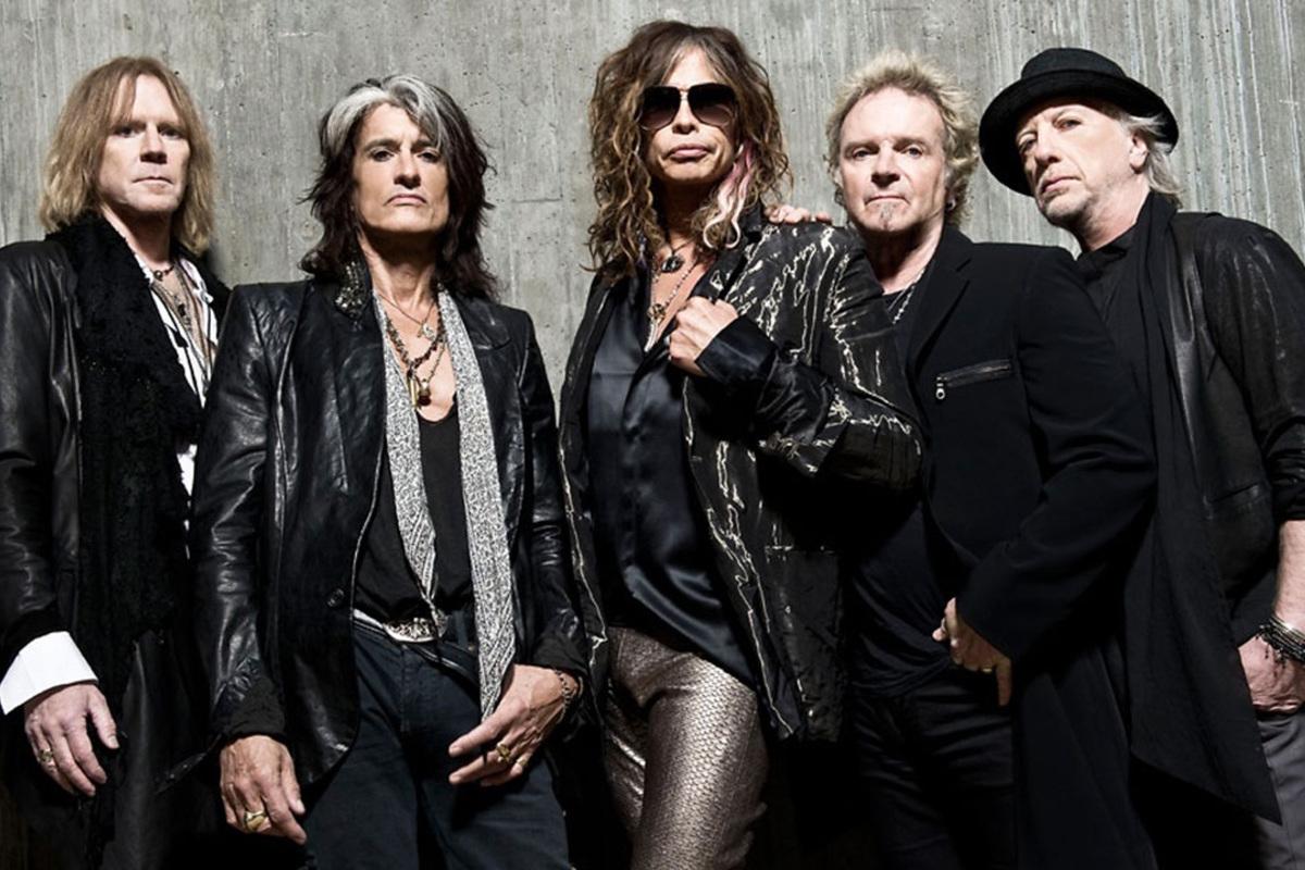 Aerosmith atuam em Lisboa no dia 6 de julho