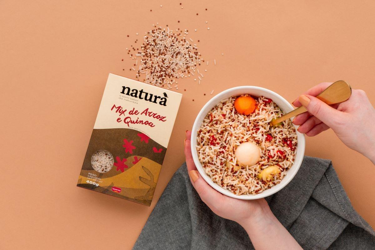 Chegou a Natura: a marca saudável que traz ingredientes de todo o mundo