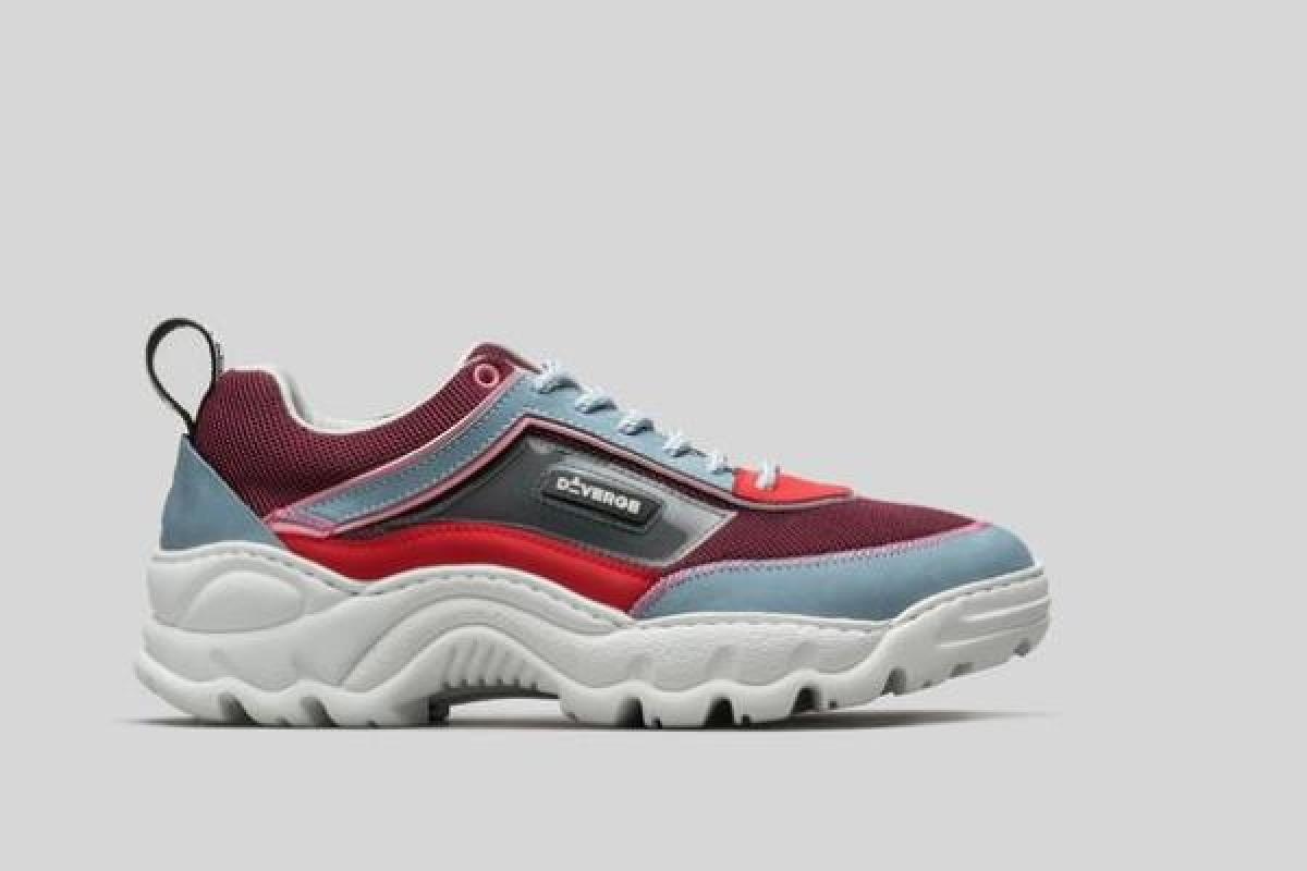 E se pudesse personalizar os seus sneakers?