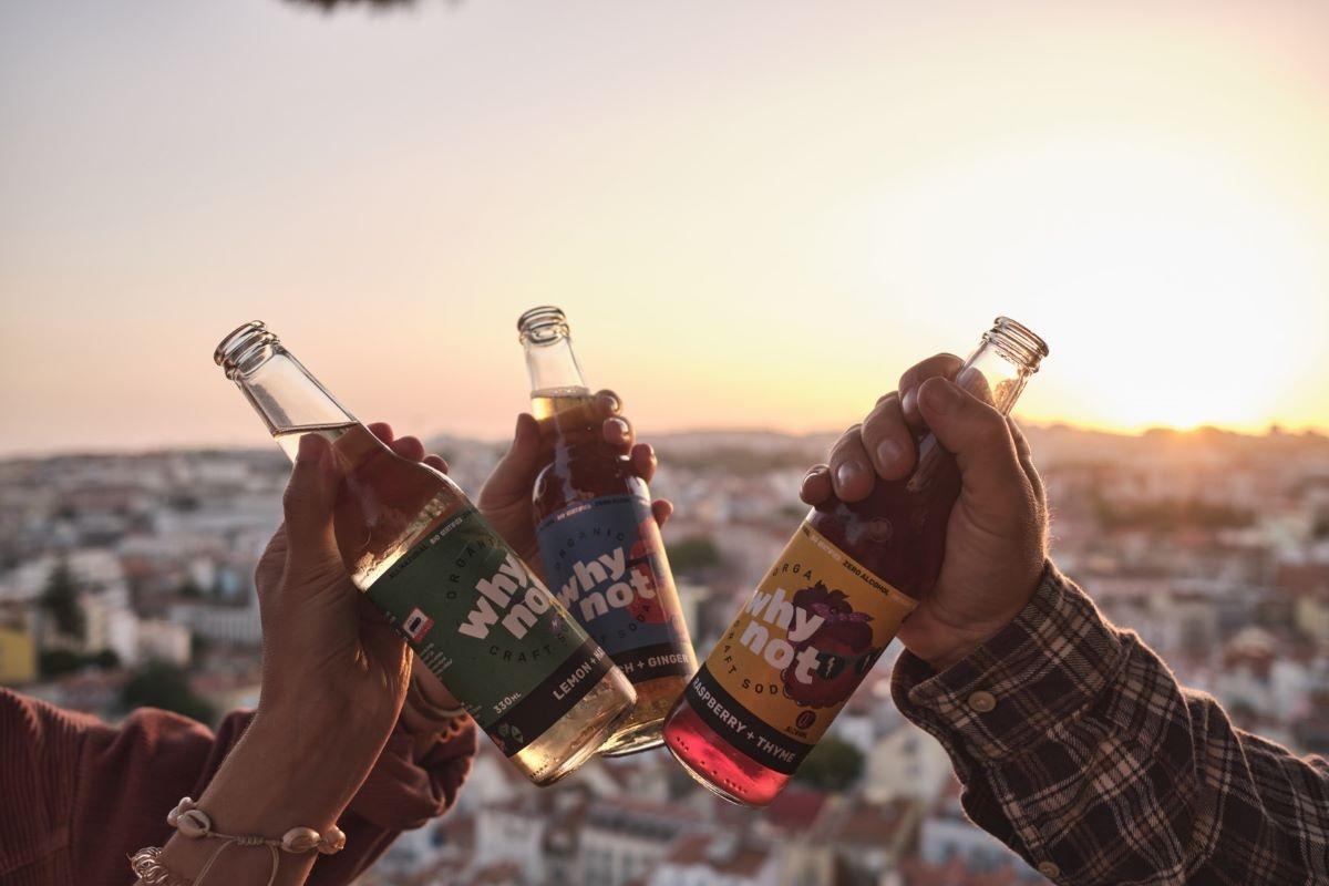 Why Not Soda, a primeira craft soda Portuguesa que vem quebrar a monotonia