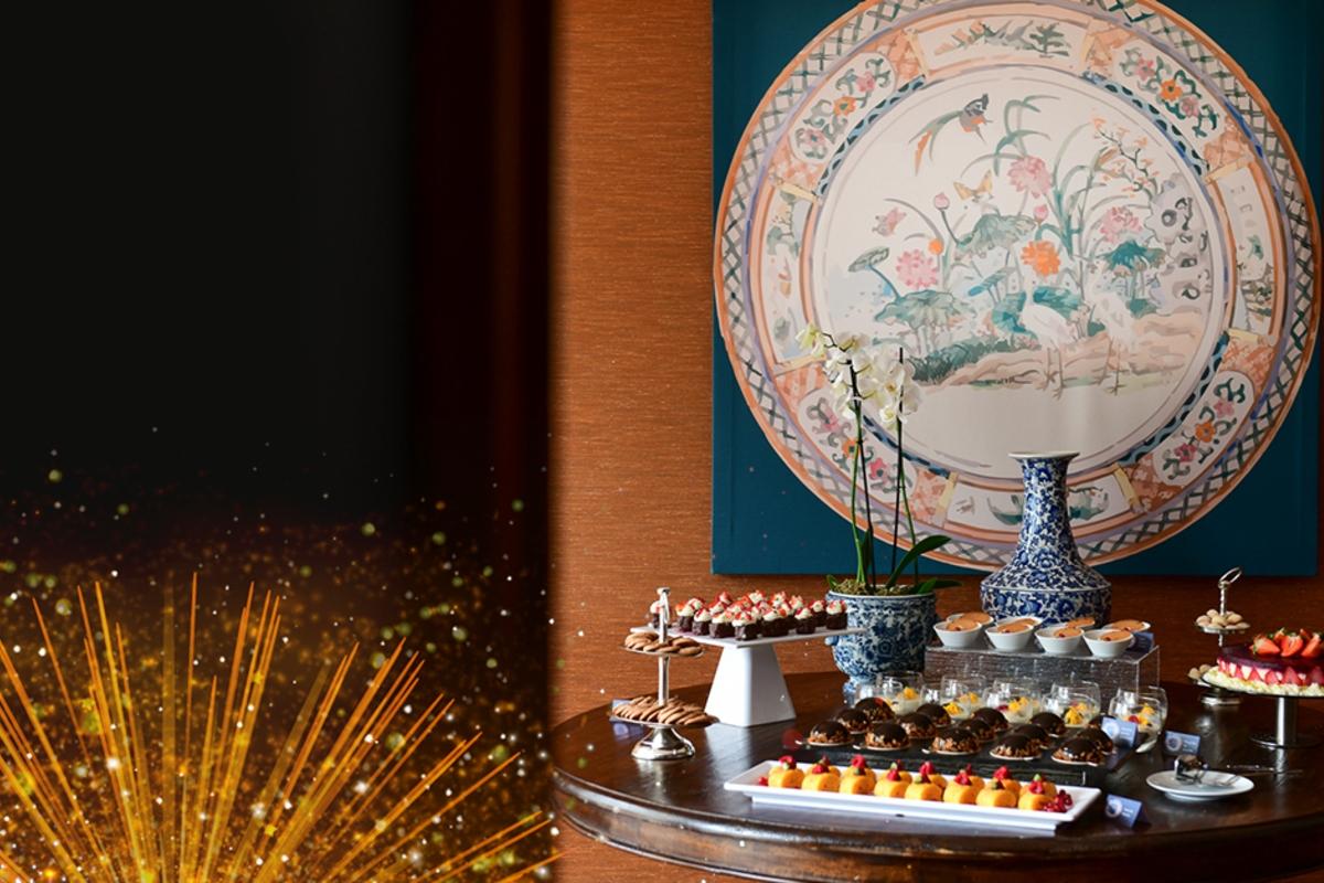 Boas Festas à mesa do Restaurante Ânfora