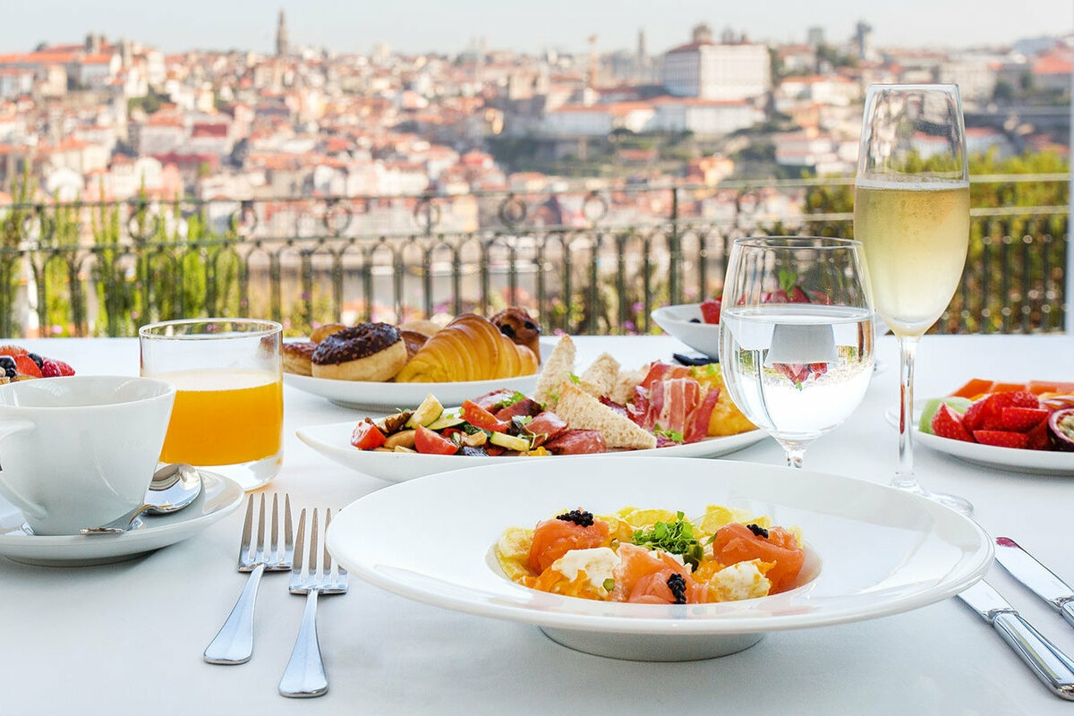 Porto escolhido como destino gastronómico em 2020