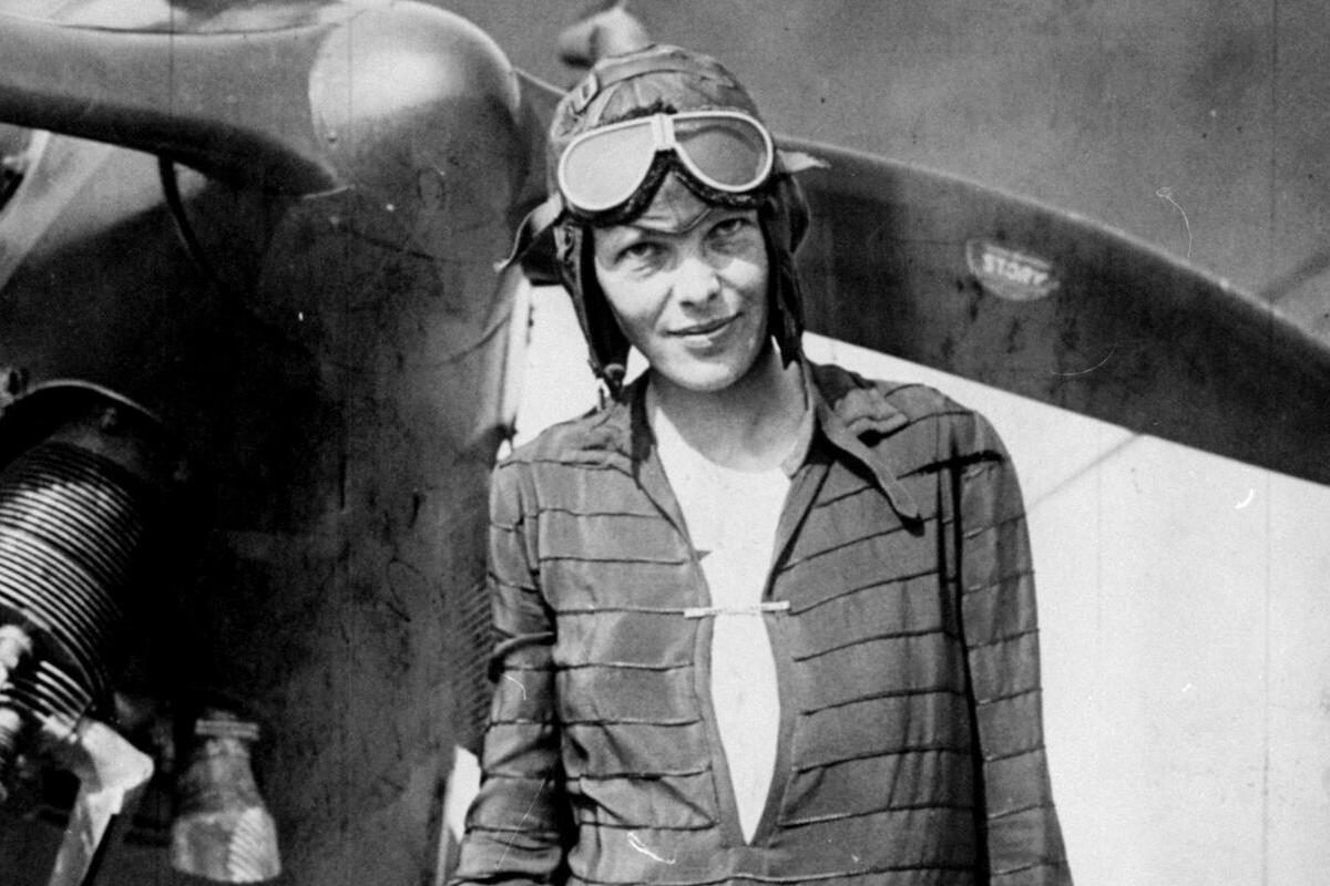 Explorador que encontrou Titanic procura por Amelia Earhart