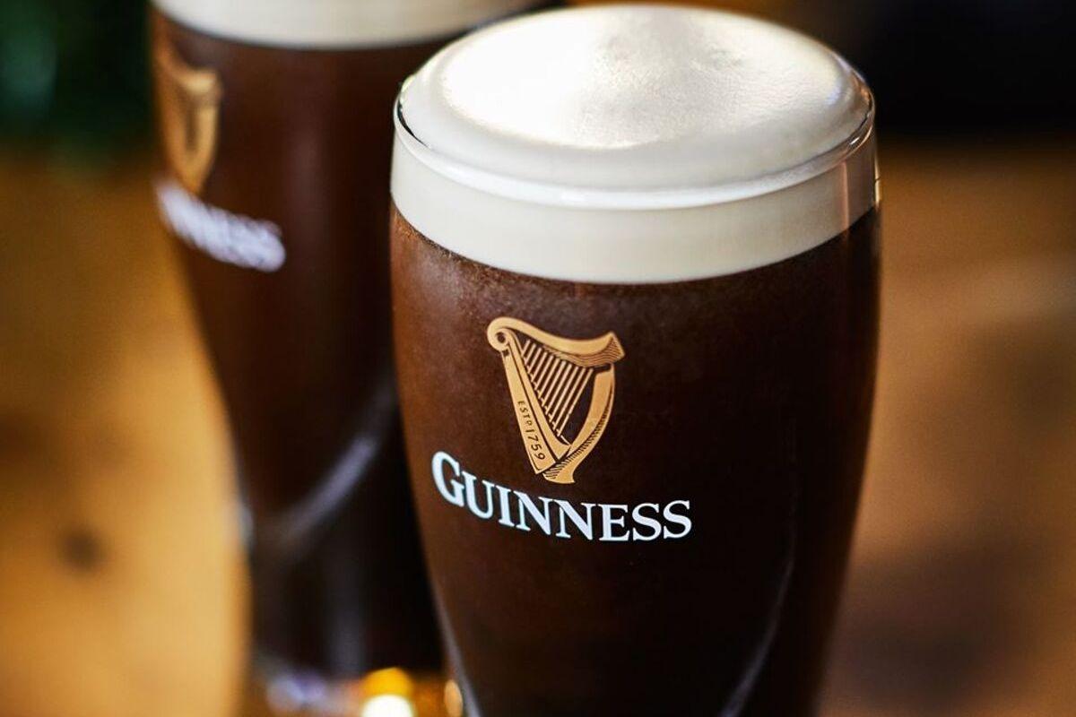 Quer ganhar um ano de Guinness grátis?