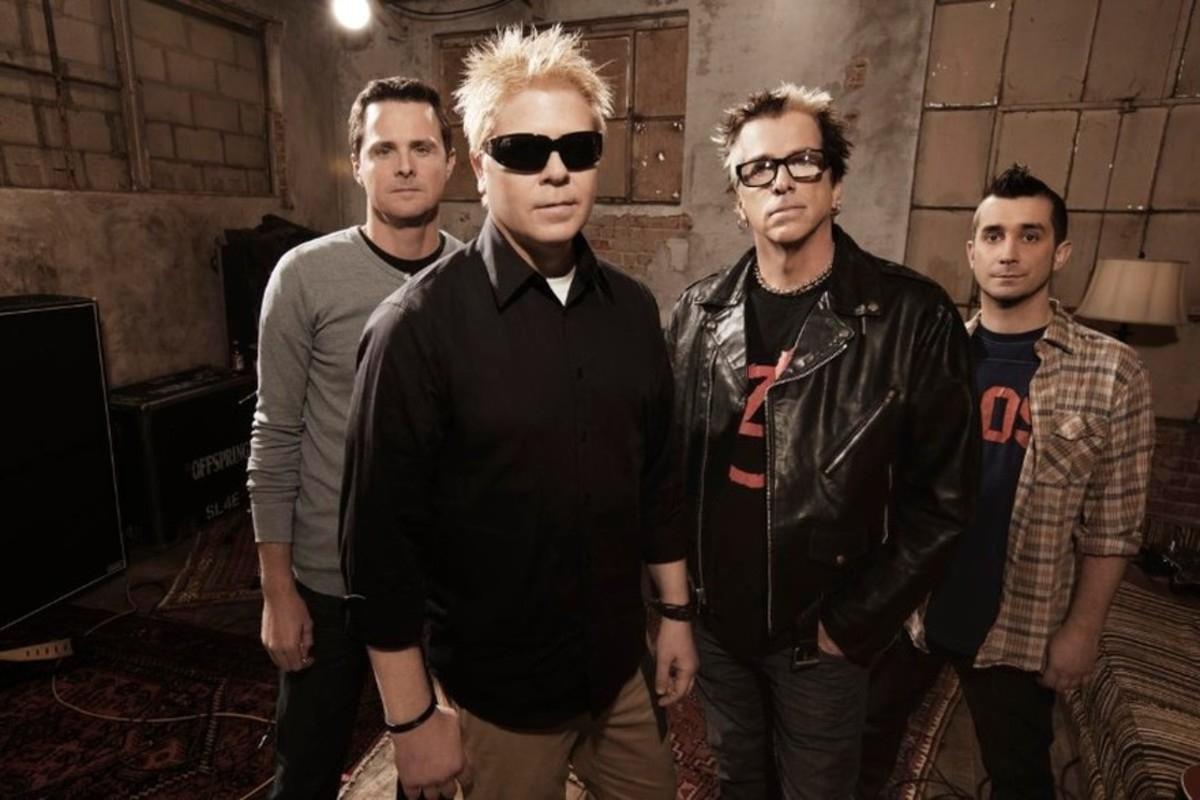 8 anos depois, Offspring lançam novo álbum