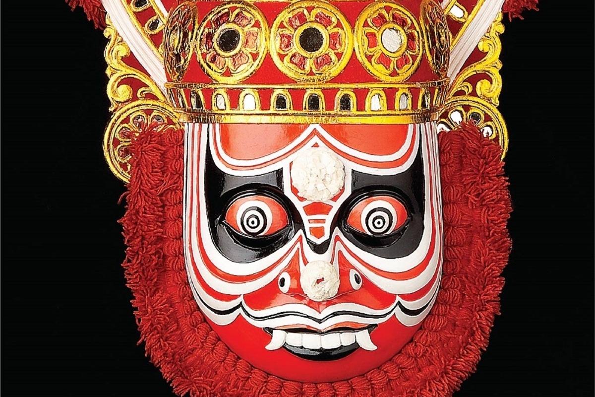 """Já conhece as """"Máscaras da Ásia""""?"""