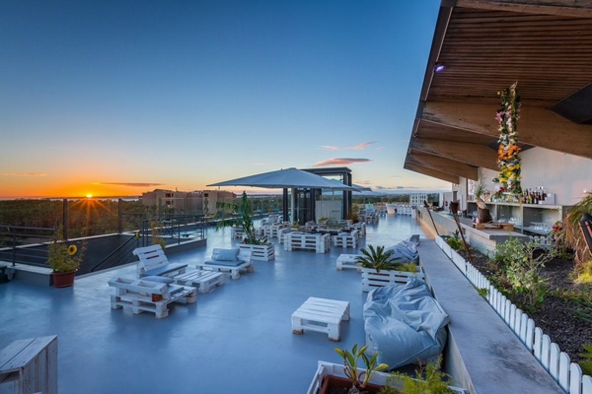O novo Rooftop Bar a visitar no Algarve