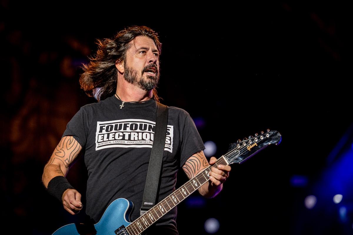 Foo Fighters confirmados para Rock in Rio Lisboa 2020