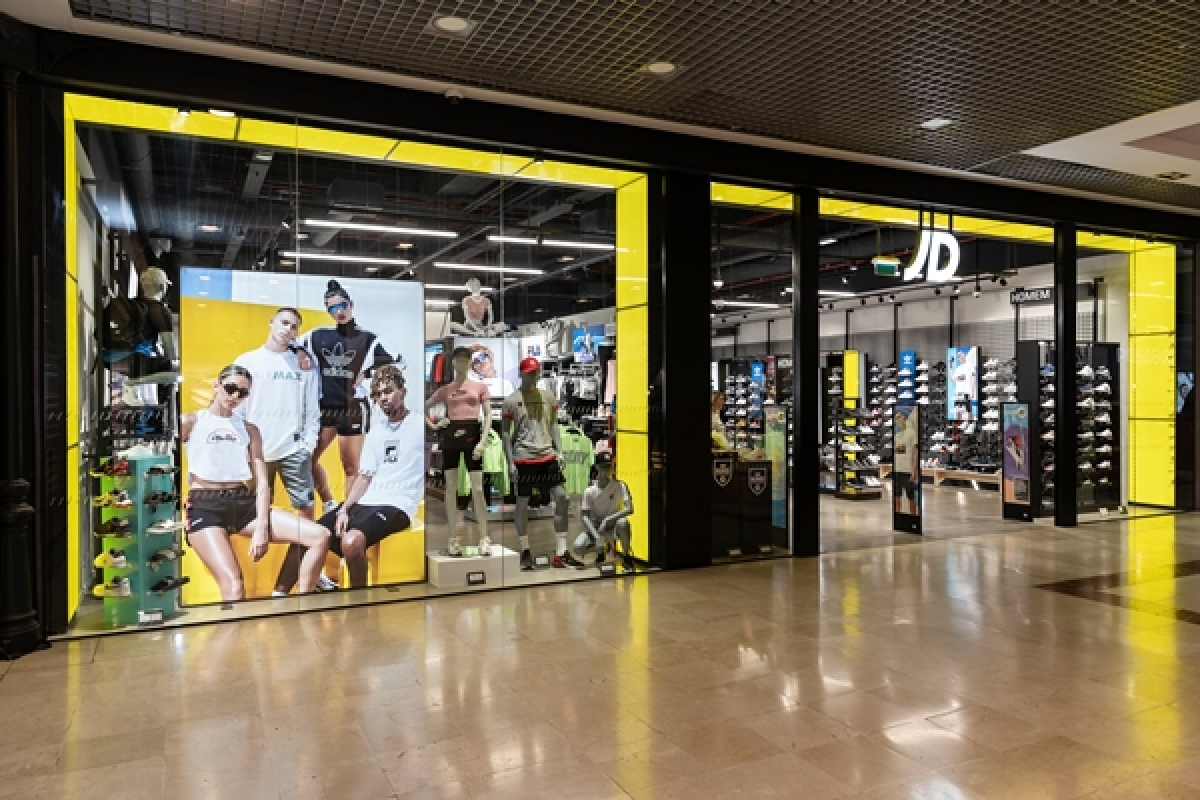 JD Sports chega ao ArrábidaShopping
