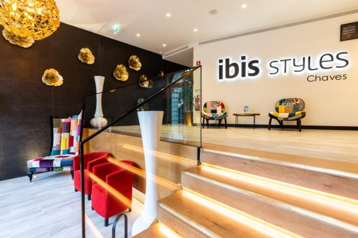 Já abriu o novo Hotel ibis Styles Chaves