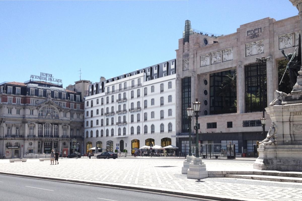 AM|48 inaugura edifício de luxo no coração de Lisboa