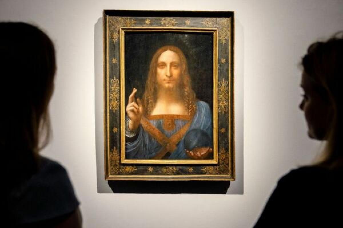 A maior exposição de Leonardo da Vinci com quadro do Porto