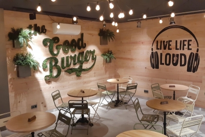 The Good Burger abre mais um restaurante no Porto