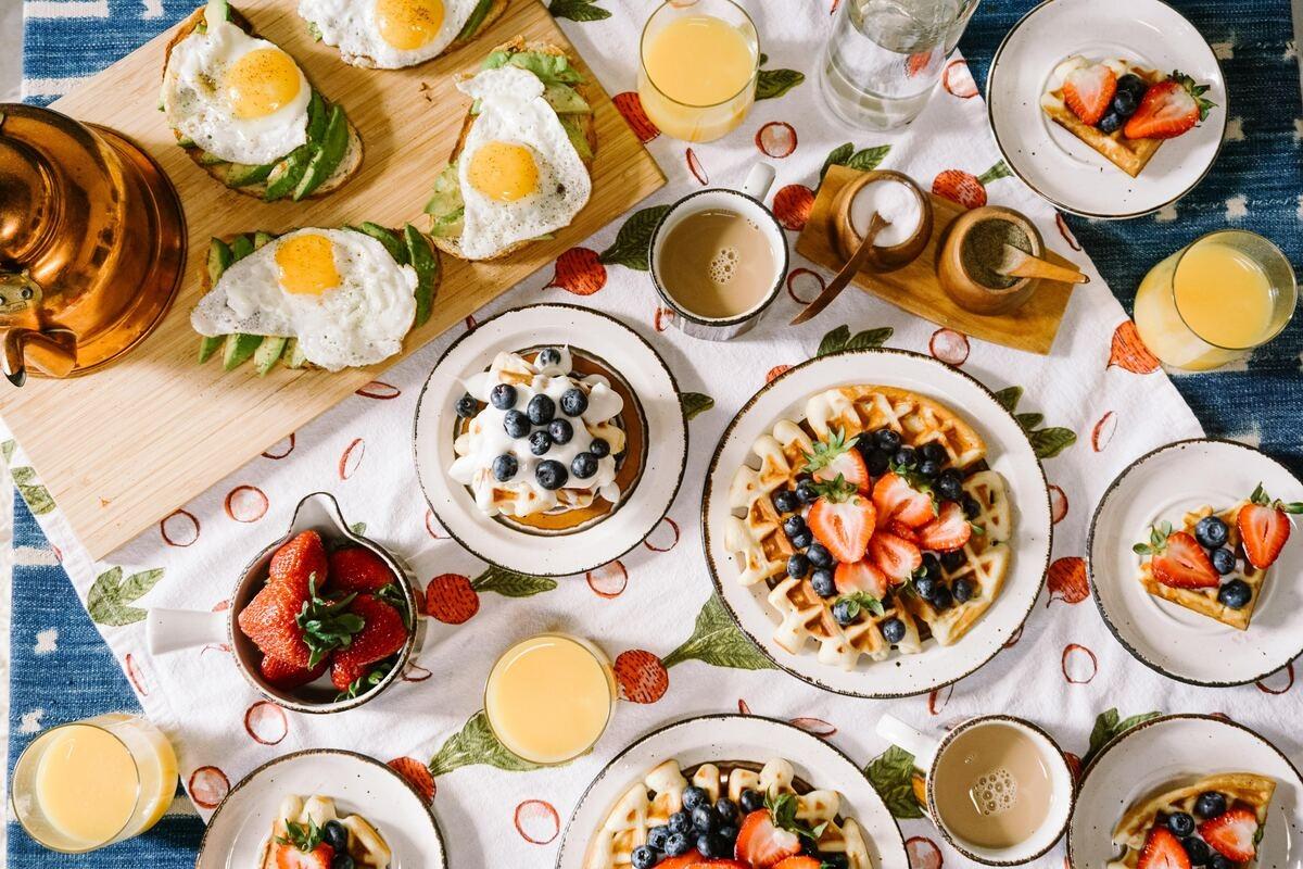 Dom Alimado tem o brunch e buffet perfeitos para as famílias