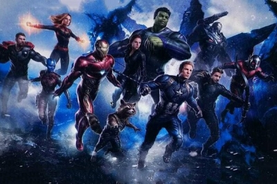 "Novo trailer do filme ""Avengers: Endgame"""