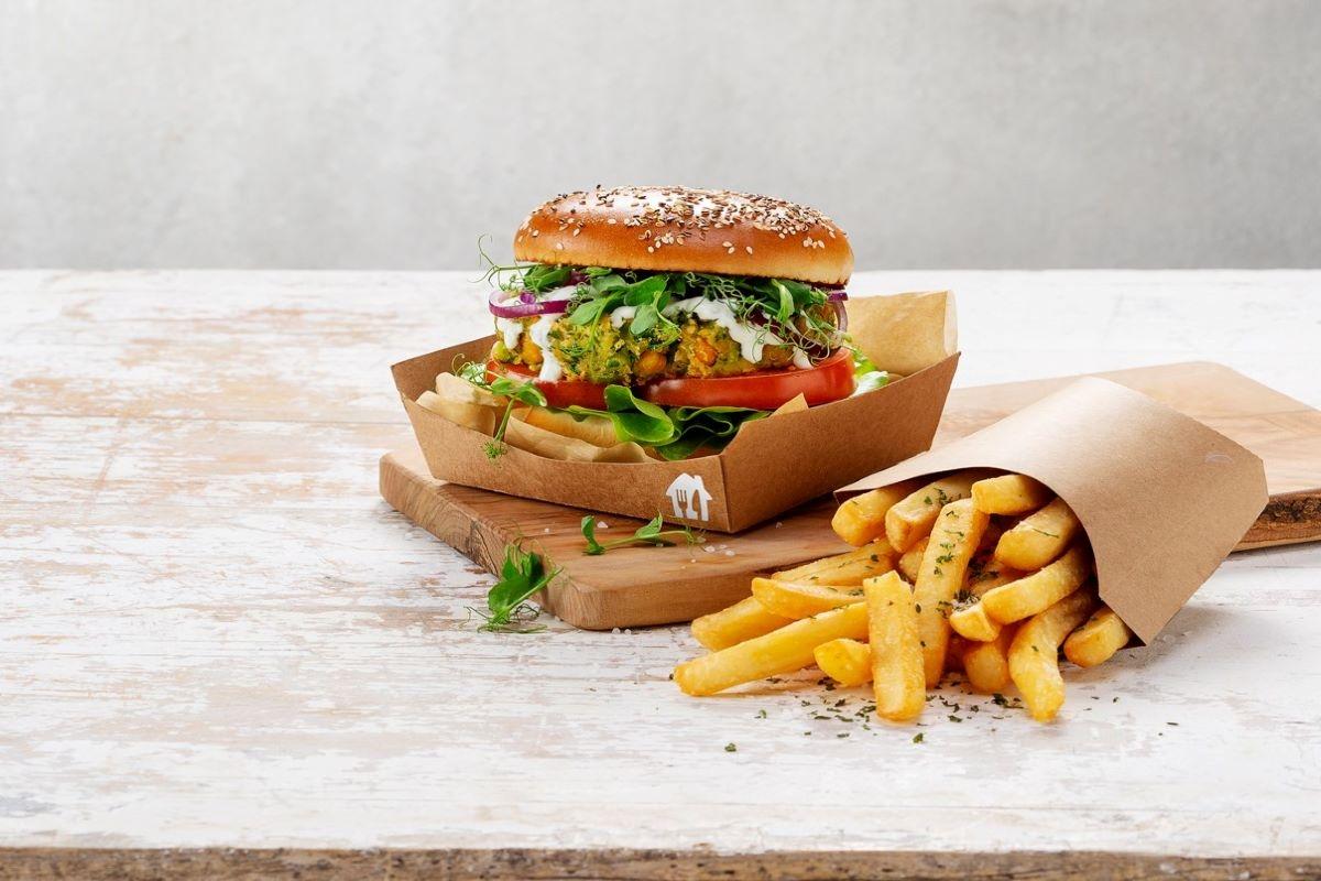 Takeaway.com entregou em 2020 hambúrgueres suficientes para cobrir o comprimento da Ponte 25 de Abril